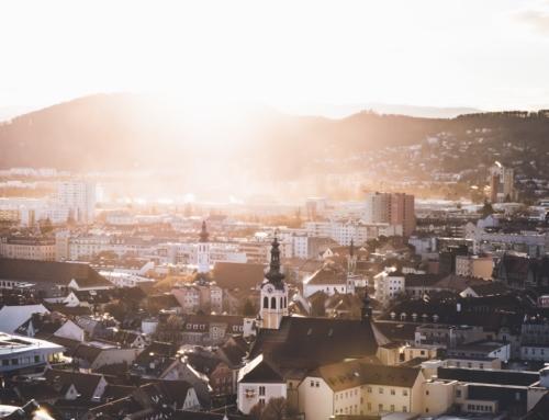 Gründermesse Graz 2019 – Messerabatt, Gewinnspiel und Beratung